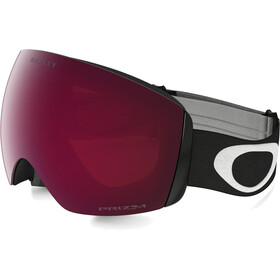 Oakley Flight Deck XM Snow Goggles matte black w/prizm rose